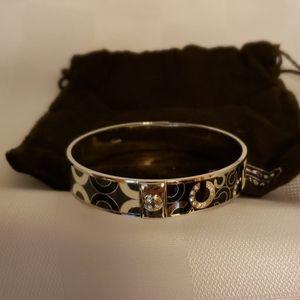 Coach bracelet